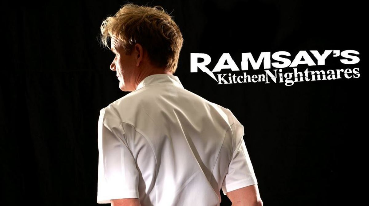 5 Differences Between Gordon Ramsay's 'Kitchen Nightmares' US and UK Edition