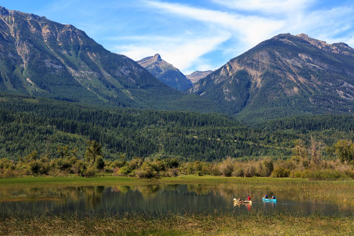 Golden, British Columbia: Year-Round Adventure