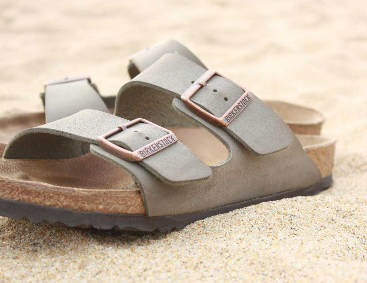 Birkenstock Sandals - CC0 Public Domain Image