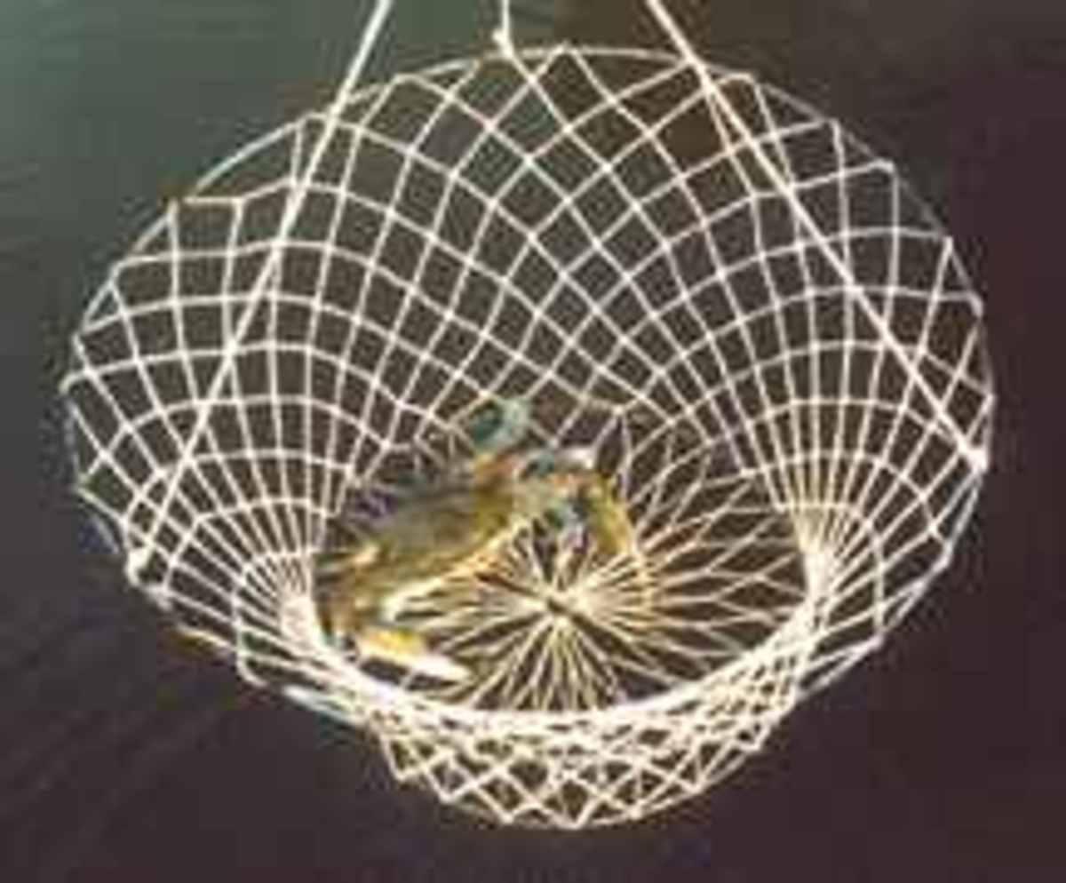 Crab Ring Net