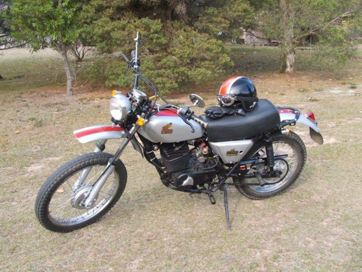 Restoring Vintage Japanese Motorcycles