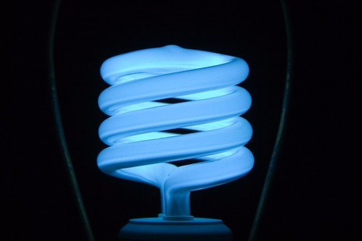 Negative Effects of Compact Fluorescent Light Bulbs (CFLs) on Light-Sensitive People
