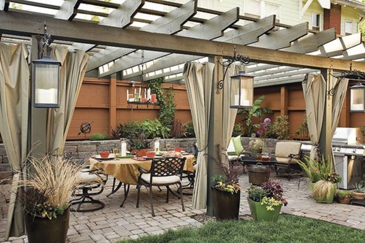 Most Popular Types of Outdoor Patio Covers