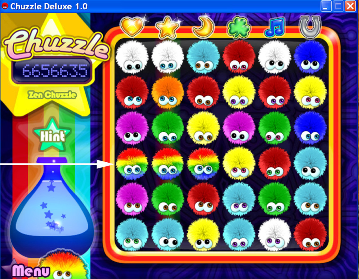 """""""Chuzzle"""" Puzzle Game: Strategy Guide"""