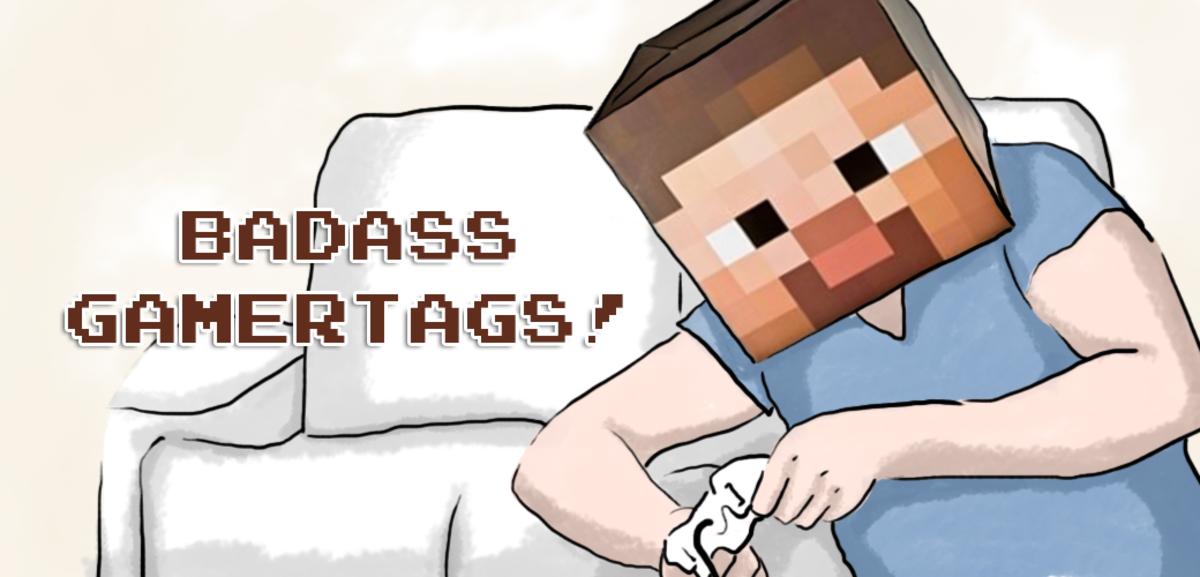 Badass Gamertags: Choosing the Perfect Online Persona