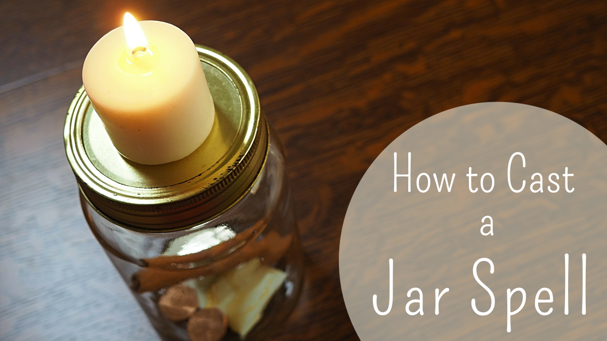 How to Cast a Jar Spell: Witchcraft for Beginners | Exemplore