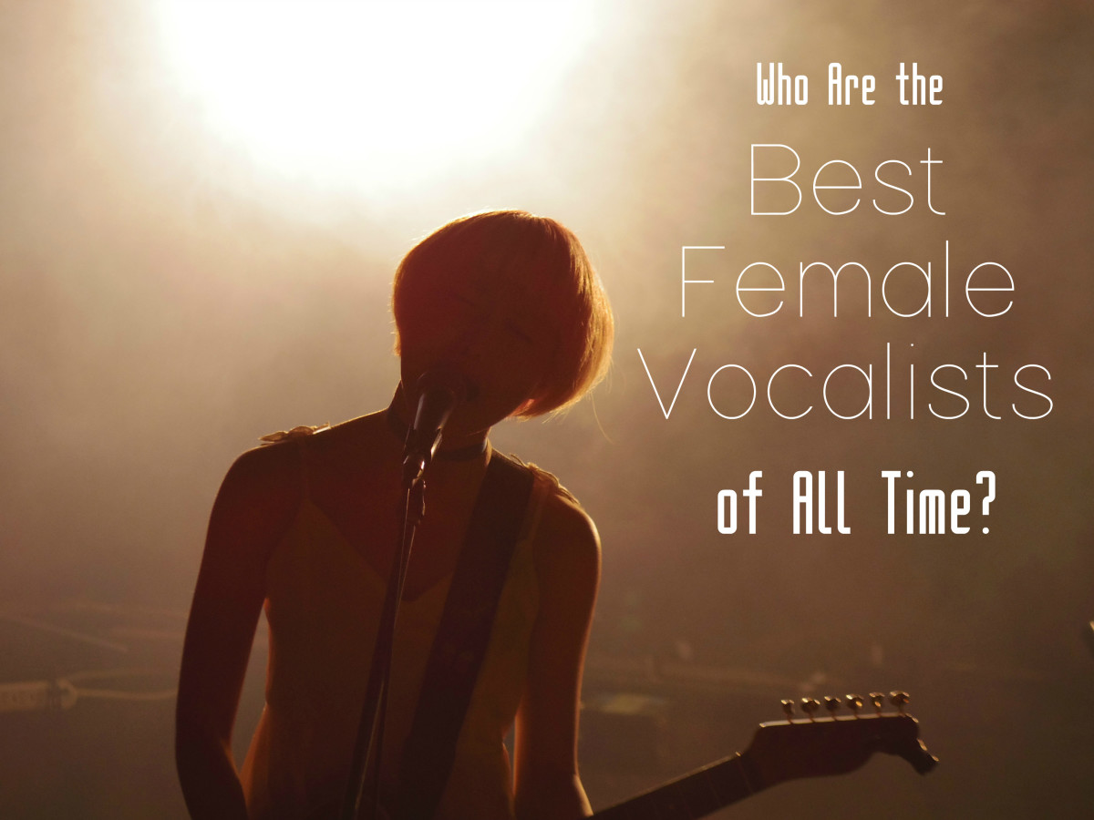 20 Best & Most Memorable Female Singers EVER!