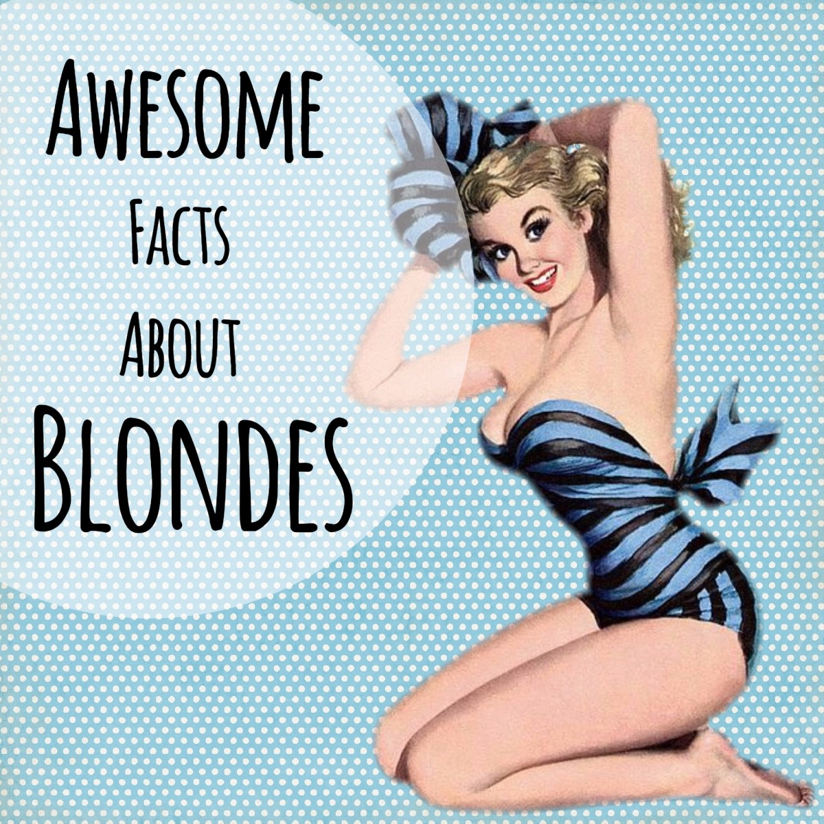 Forget the blonde jokes—what do you really know about the blond hair color?