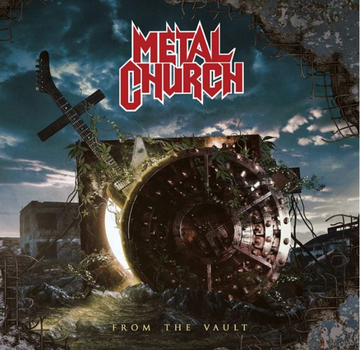 "Metal Church Unleashes Treasures ""From The Vault"""