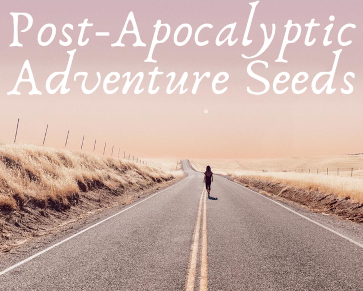 11 Post-Apocalyptic Adventure Seeds