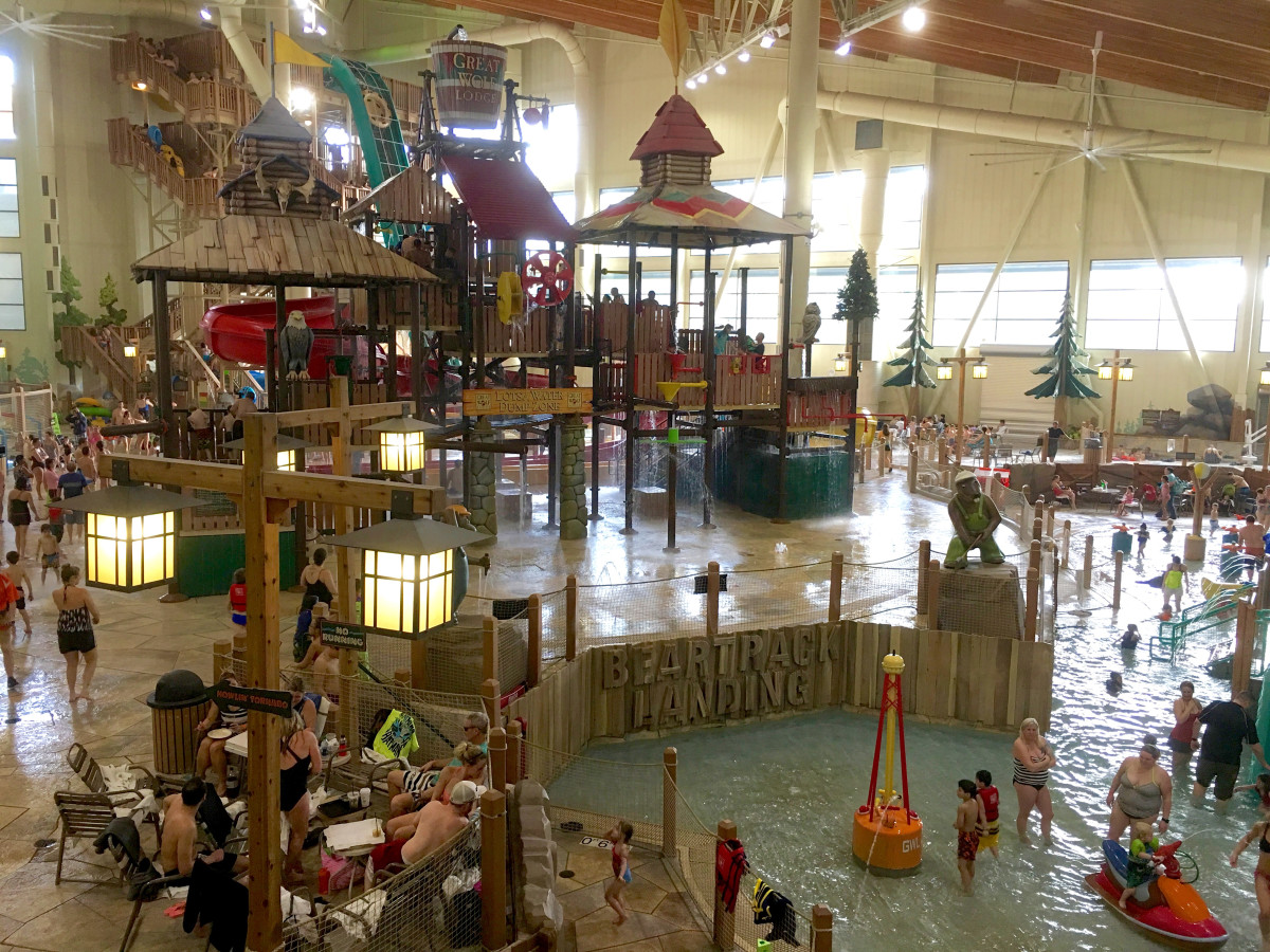 A Review of the Great Wolf Lodge Water Park in Grand Mound, WA