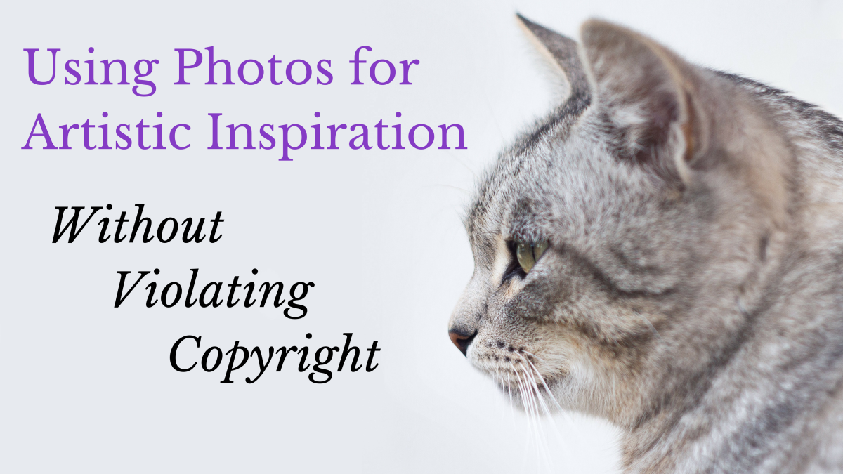 It's totally OK to use certain photographers' work as inspiration for creating your own art, as long as you know where to look, how to go about attributing the source, and how to modify the material enough to make it your own.