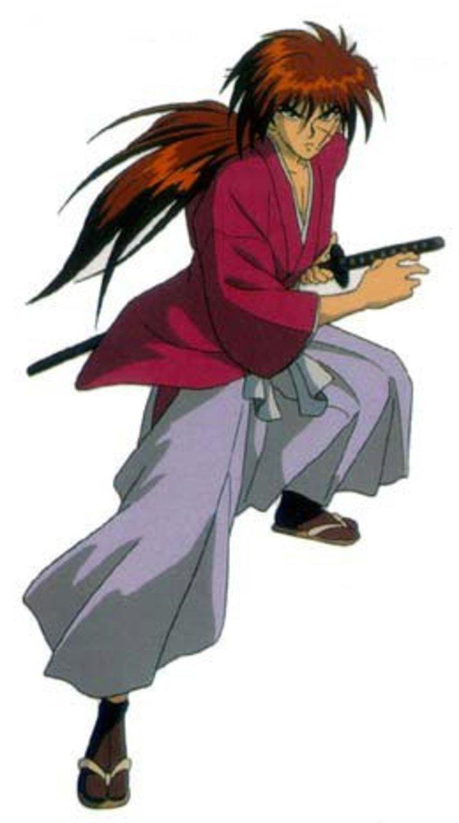 Kenshin Himura, Hitokiri Battosai