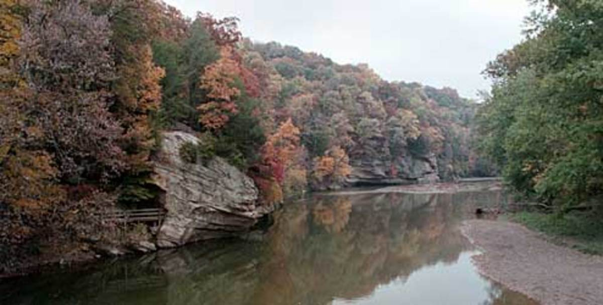 Top 10 Indiana State Parks for Hiking and Camping