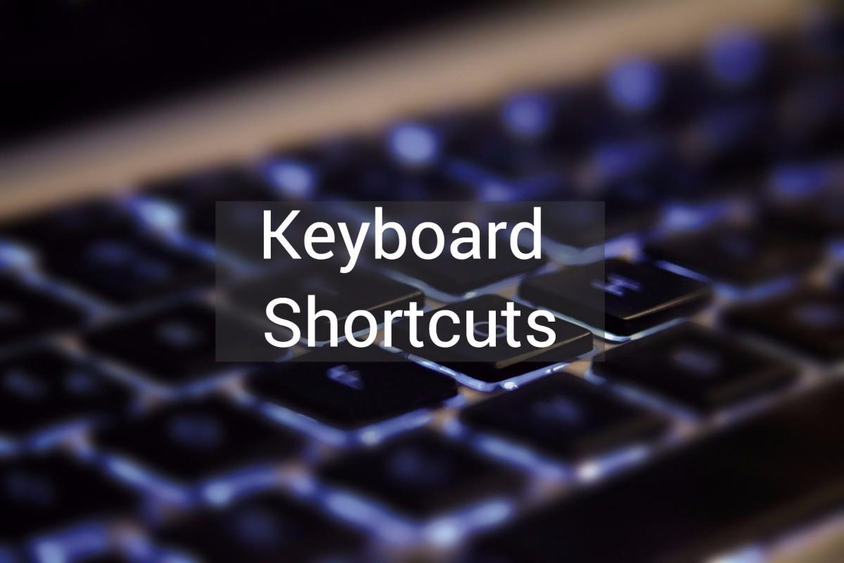 keyboard-shortcut-keys