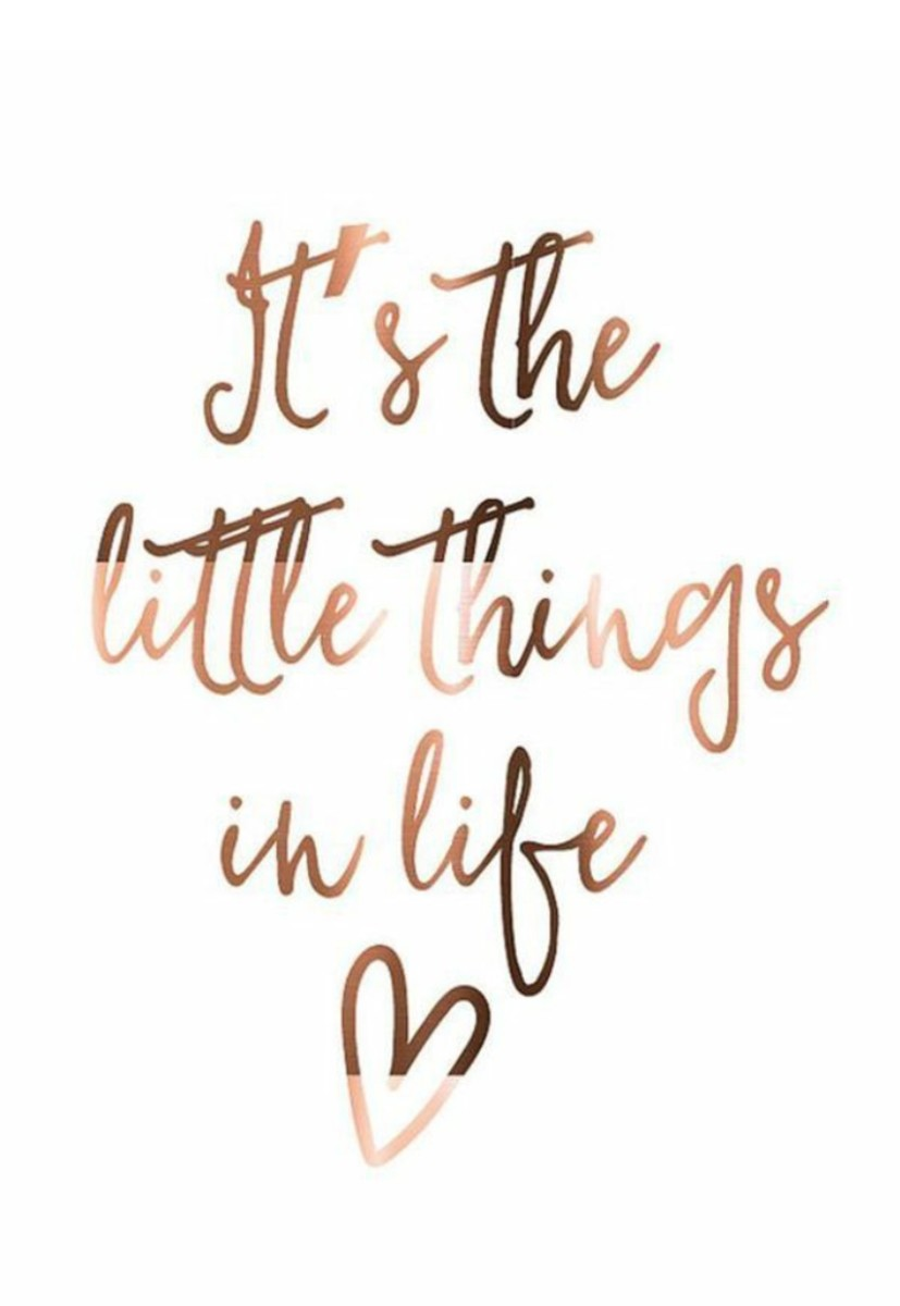 Dainty Little Things