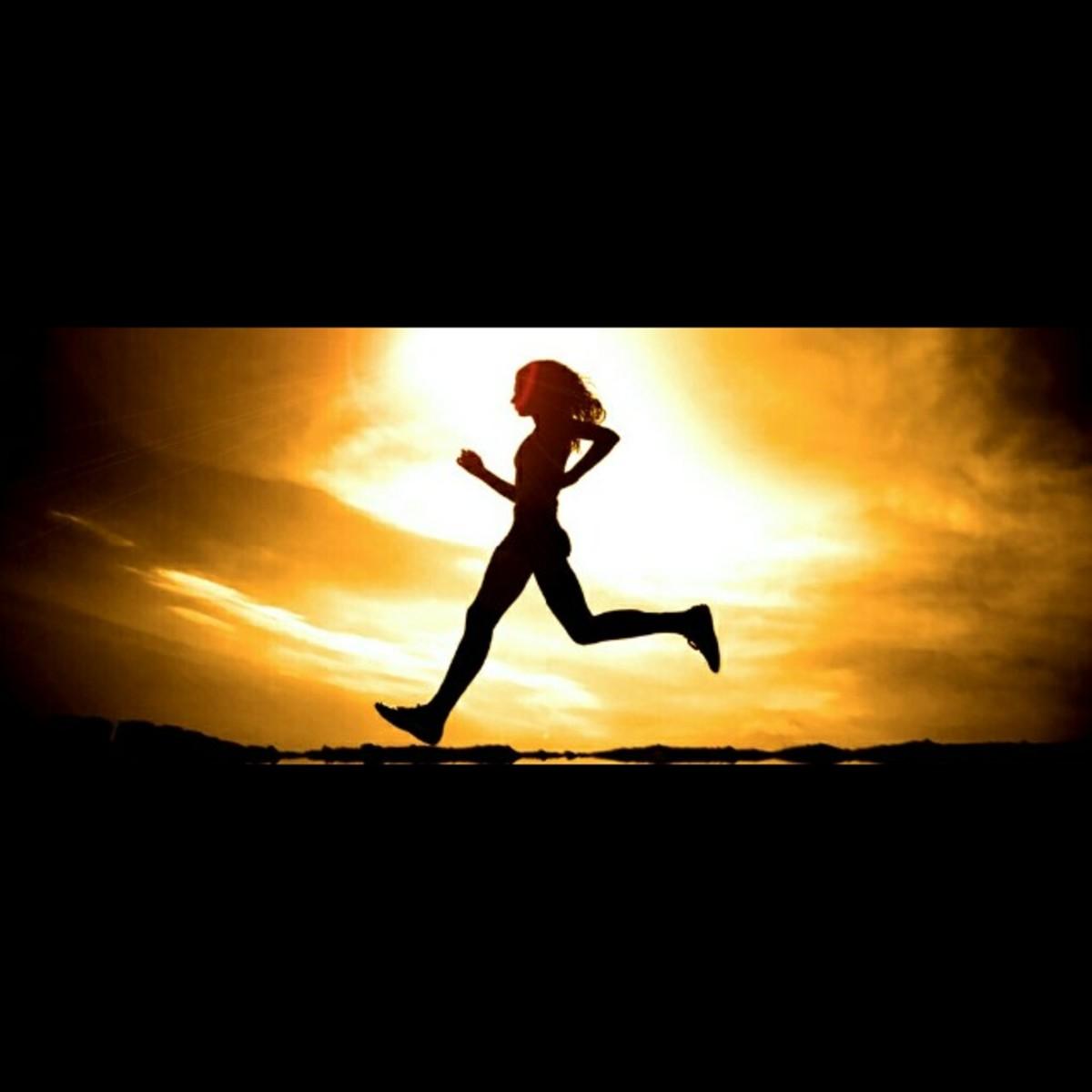 When I Run