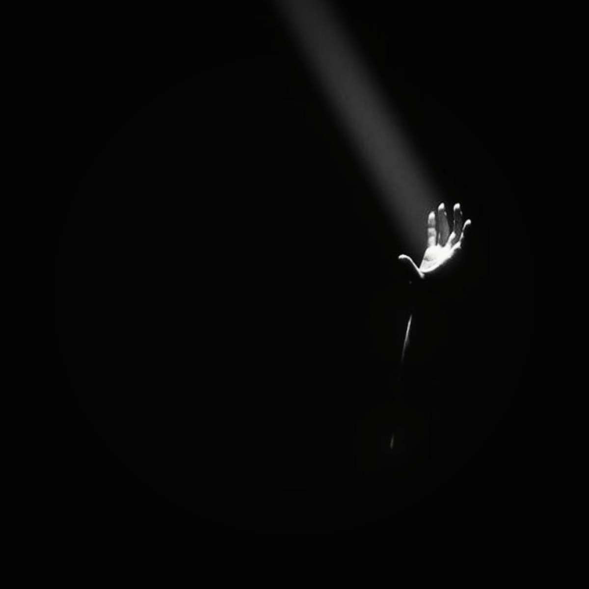There is a light in the dark I can feel it's warmth In my hand and my heart  Why can't I hold on?