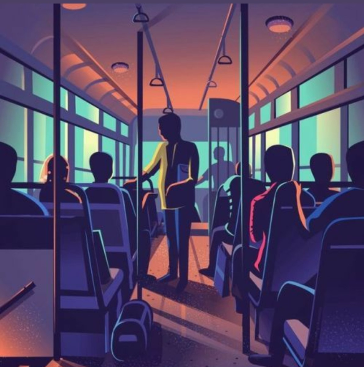 If Life Was a Bus Ride!