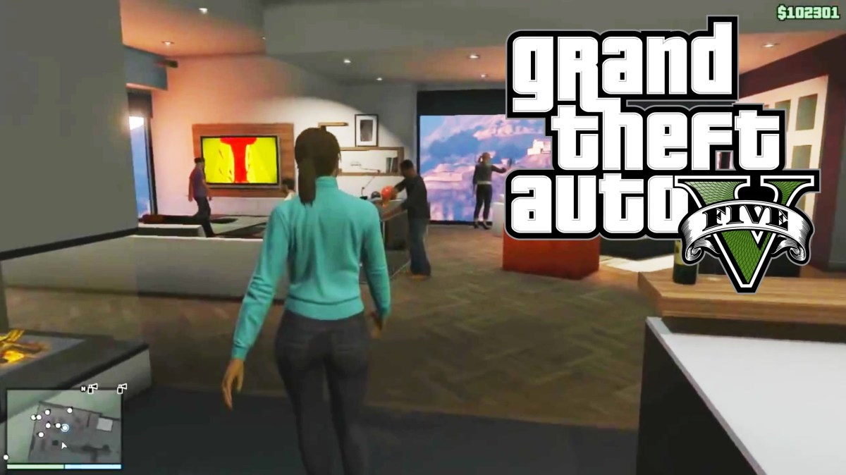 "Learn about buying safe houses and garages in ""GTA V."""