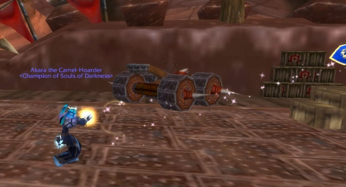 How To Heal In World Of Warcraft Getting Started Hubpages