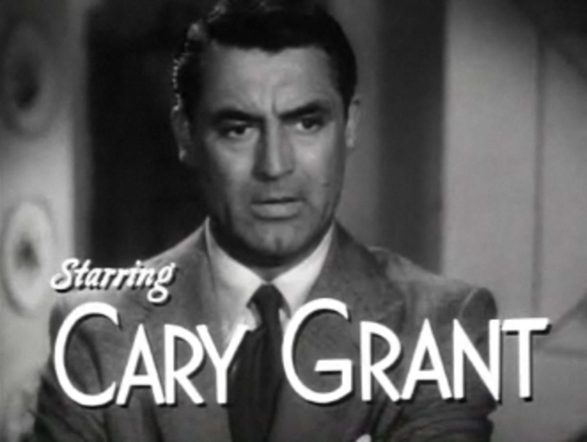 Cary Grant (public domain)