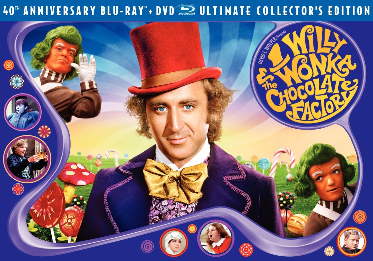 The Horrible Truth About Willy Wonka and the Chocolate Factory