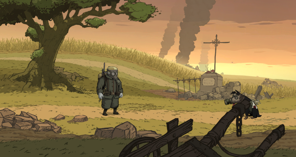 Valiant Hearts Walkthrough, Chapter Four, Part Two: The Farm