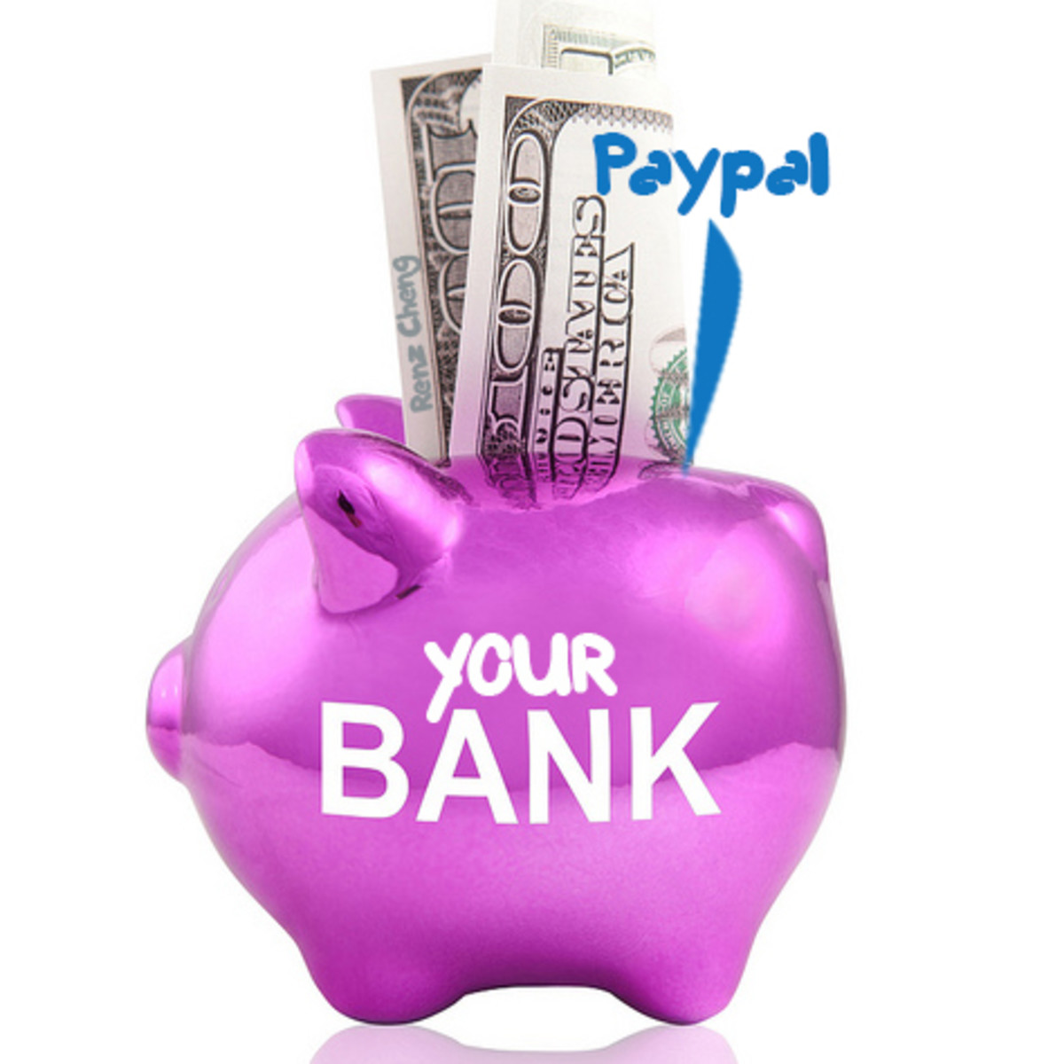 It's time to withdraw your hard-earned money from Paypal to your own Bank Account!