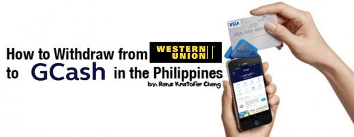 Getting Western Union remittance digitally via GCash app