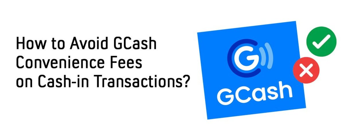 How to Avoid GCash Convenience Fees for Cash-in Transactions