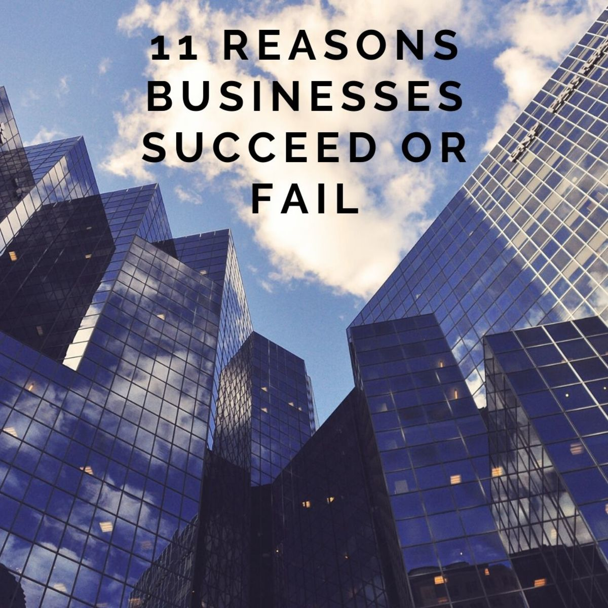 11 Reasons for Business Success or Failure