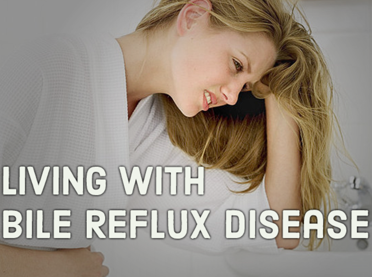 Living with bile reflux disease? You are not alone.