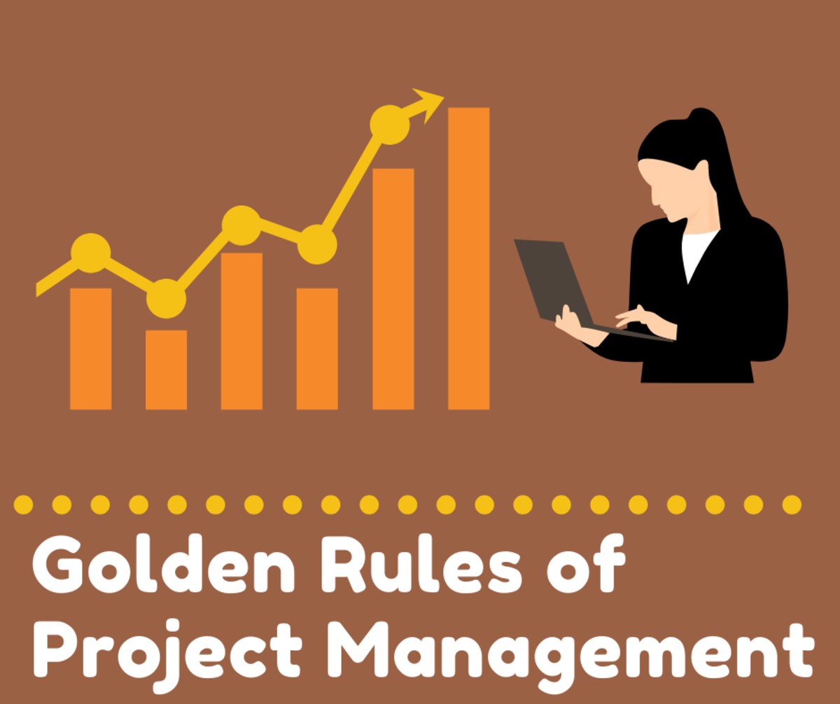 Follow these rules to make any project work to its full capacity.