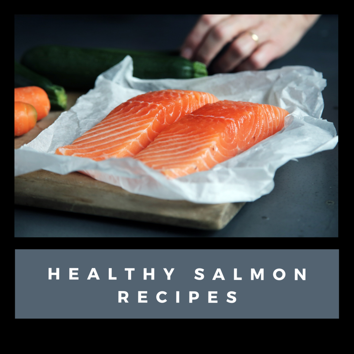 Many people cook salmon the same way every time. This article will help you create fresh new dishes the whole family can enjoy!