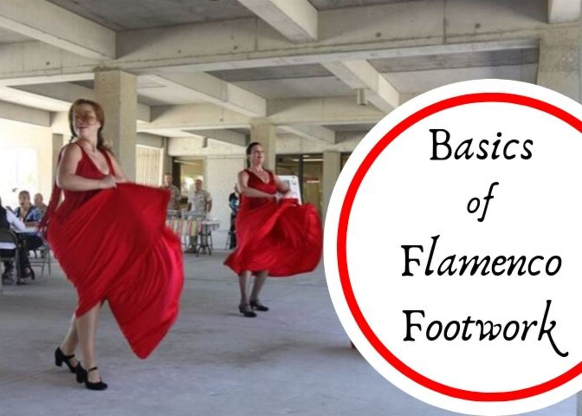 Basic Flamenco Footwork: Easy Dance Steps