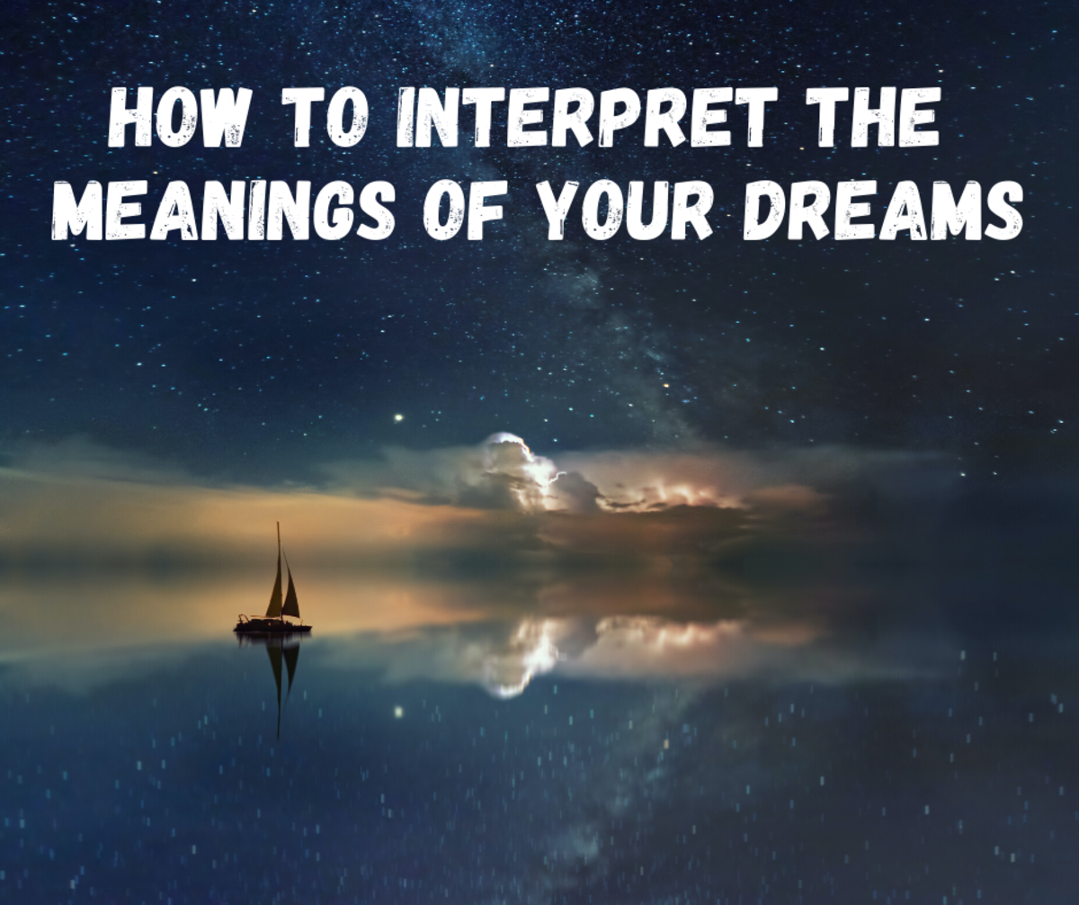 Read on to learn how to interpret the meaning of your dream.
