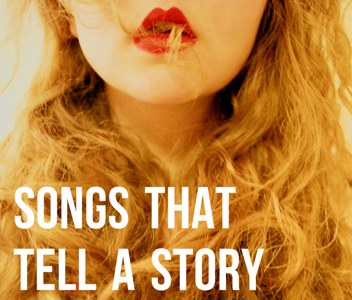 Songs don't just convey emotion.  Sometimes they convey great stories. Make a playlist of pop, rock, and country tunes that tell a story. We have a long list to start you off with!