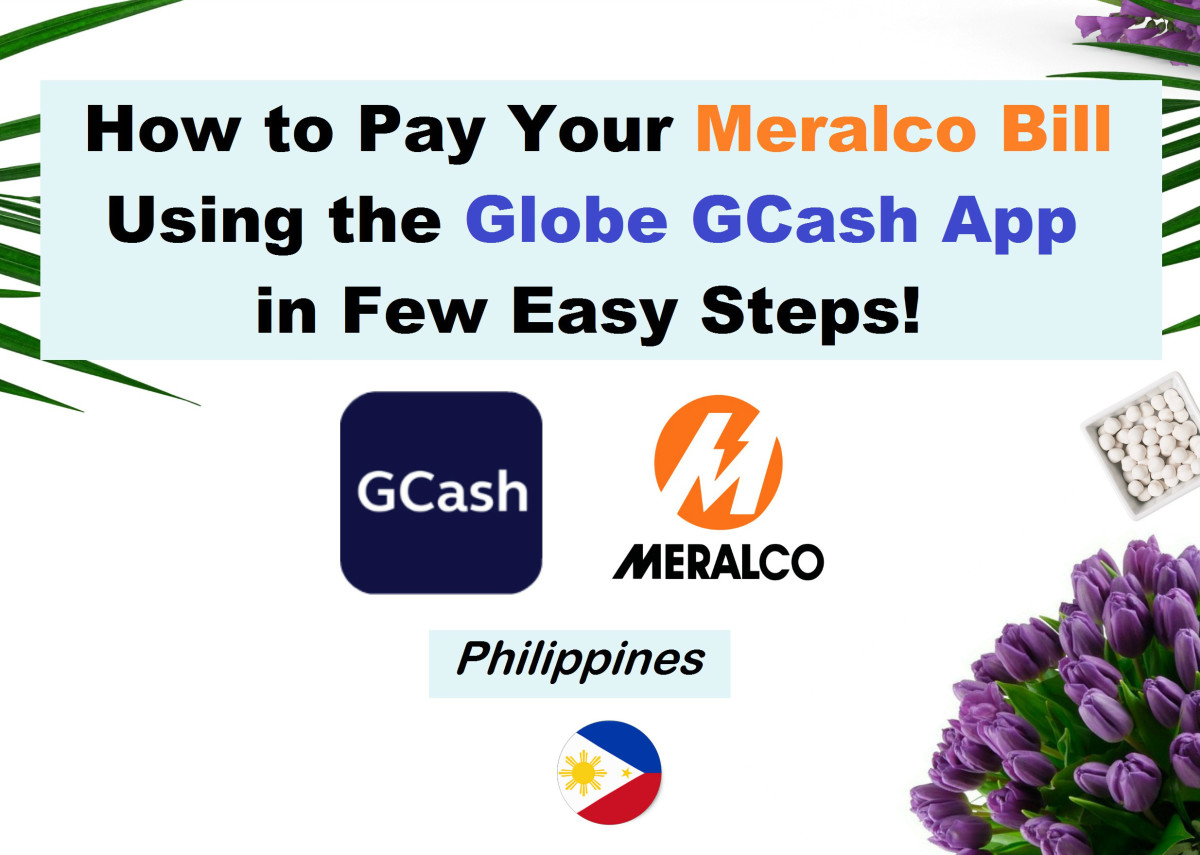How to Pay Your Meralco Bill Using the Globe GCash App in Few Easy Steps