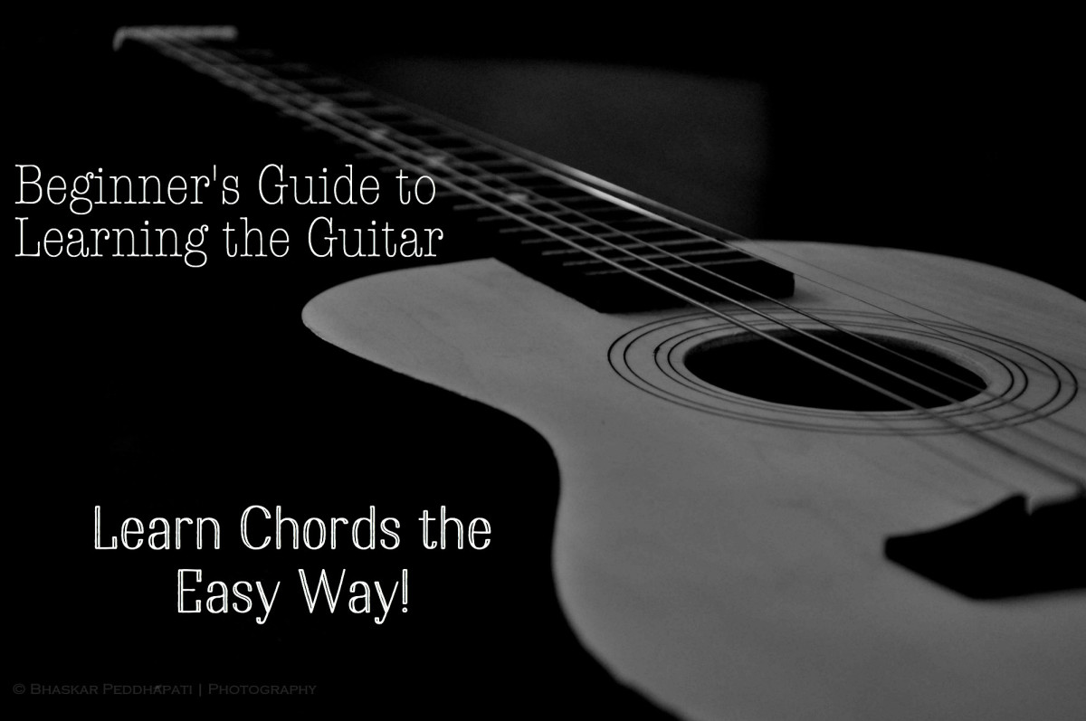 Learning to Play Guitar Chords the Easy Way | Spinditty