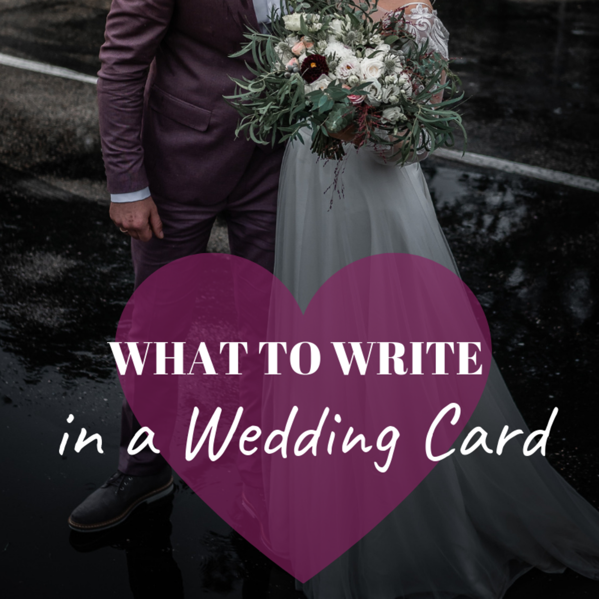 Attending a wedding is always a blast, but figuring out what to right in your card for the couple can be tricky—use these ideas to get started.