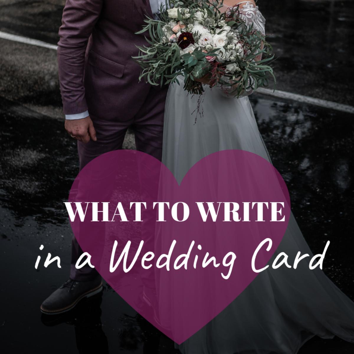 Granddaughter /& Granson-in-Law Wedding Card