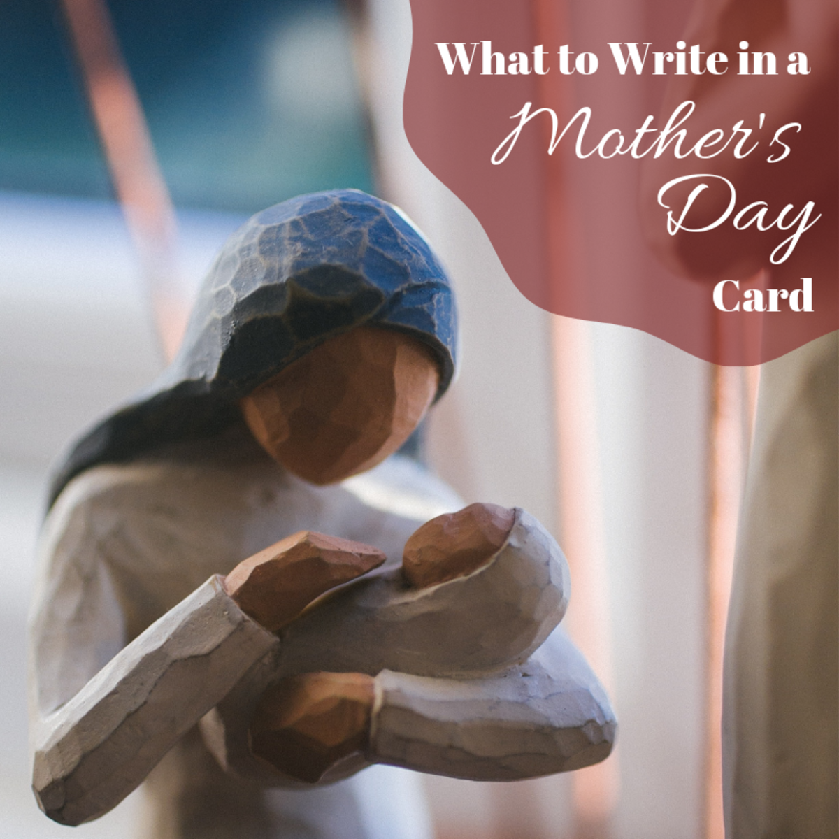 Our mothers deserve our undying appreciation, but finding the words to express it can be difficult.