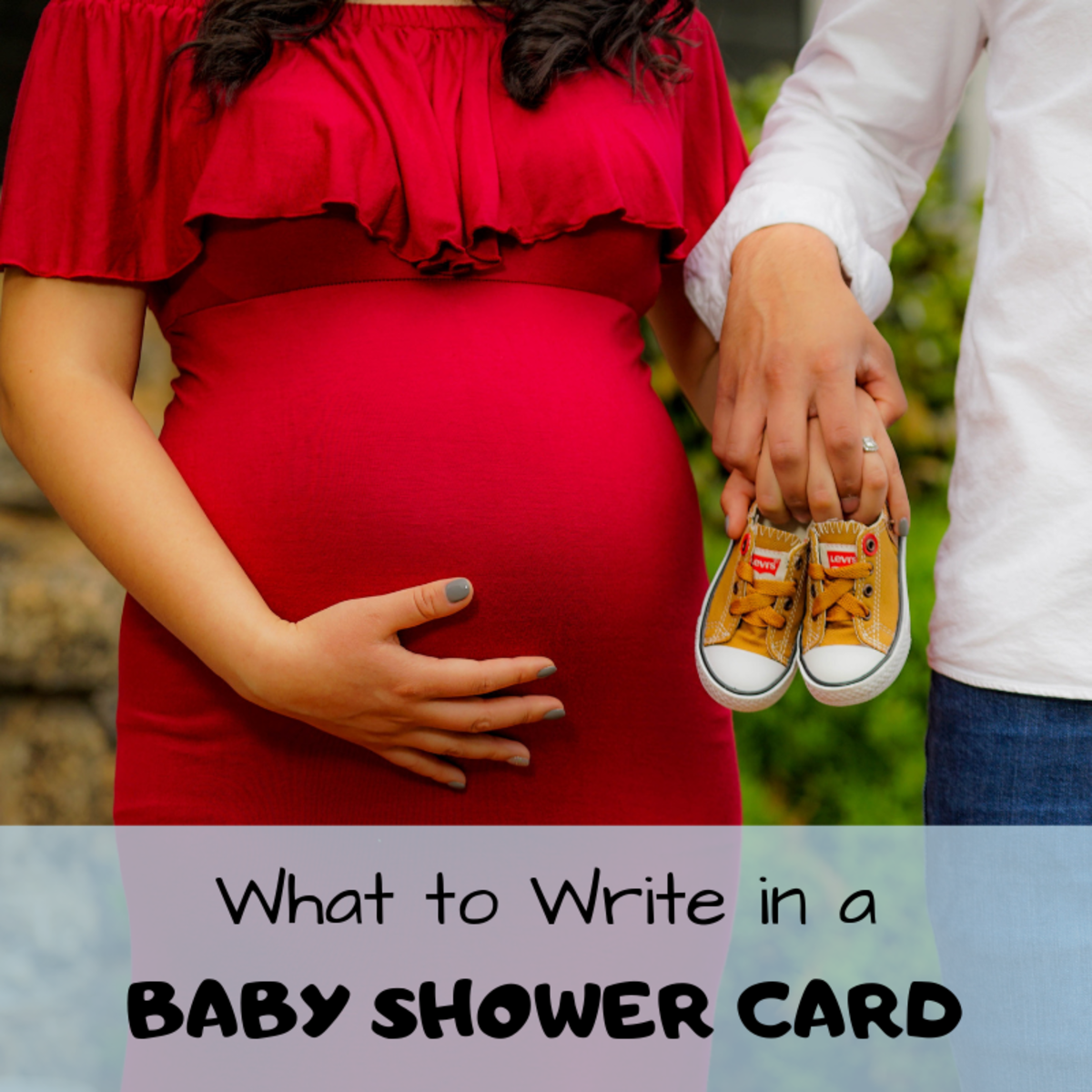 Having a baby is a big deal! Find the right words to congratulate the new or expecting parents in your life.