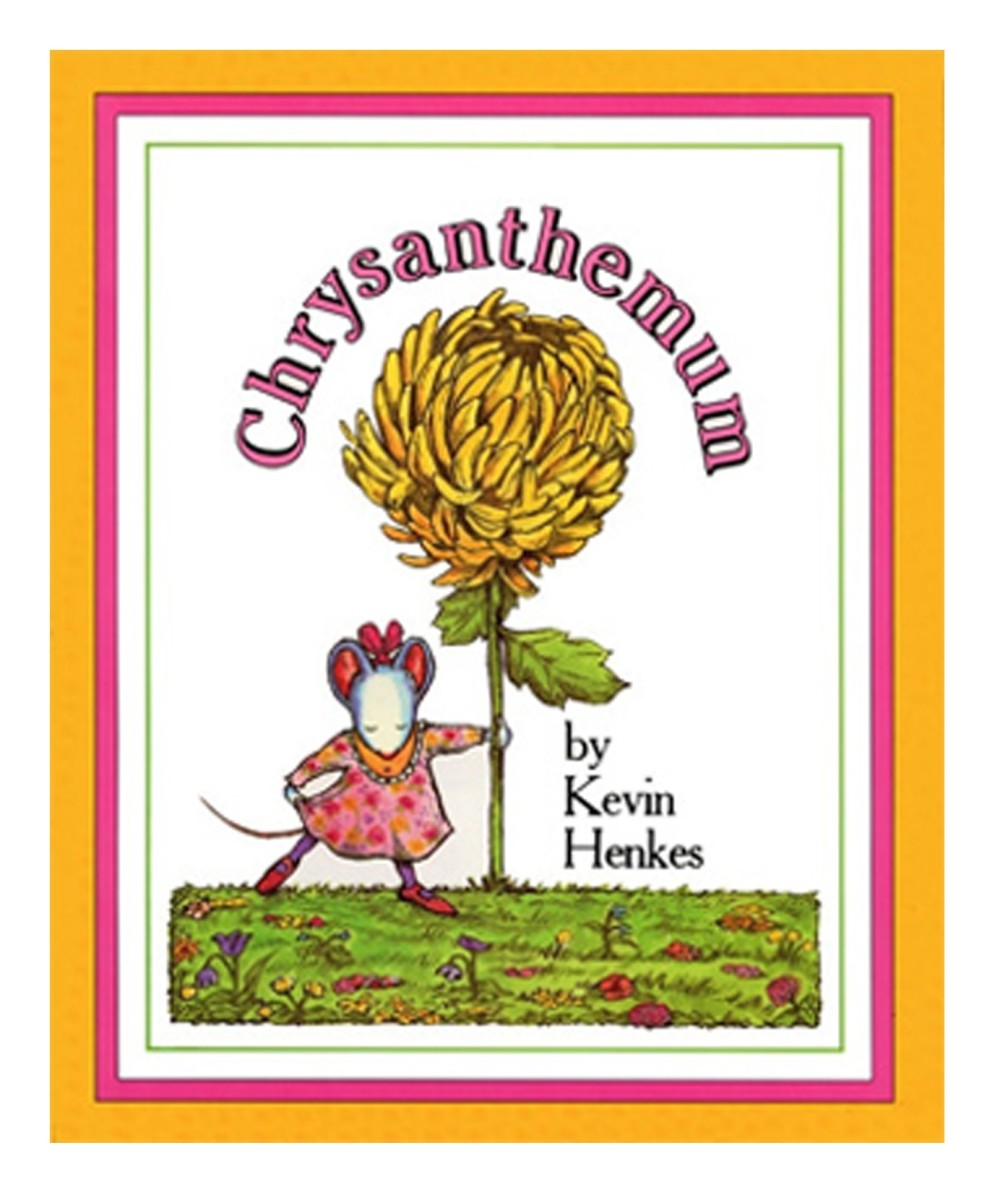 """Chrysanthemum"" by Kevin Henkes, a Children's Book About Verbal Bullying"