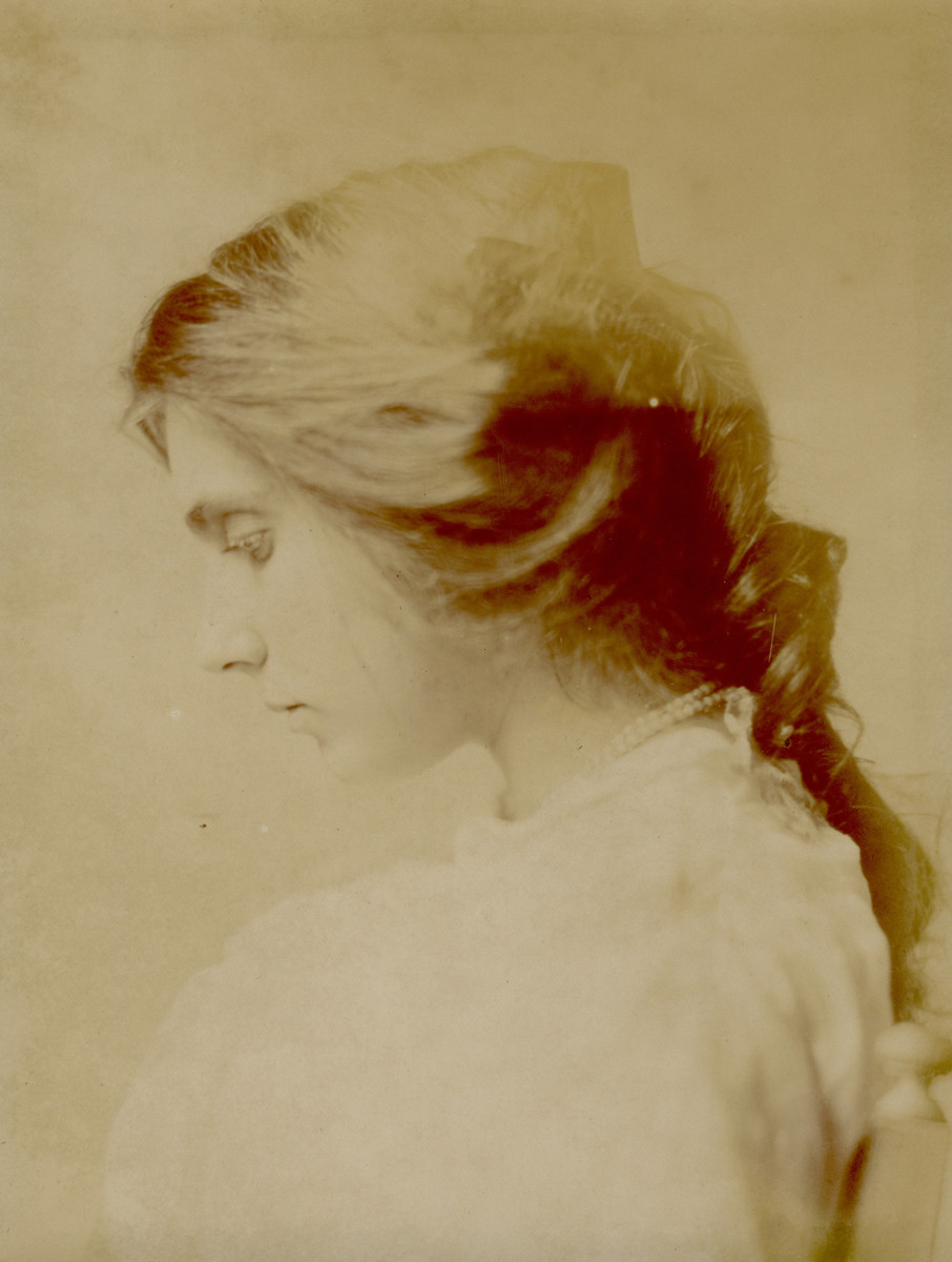 Beatrice Wood in 1908, four years before the Titanic sank.