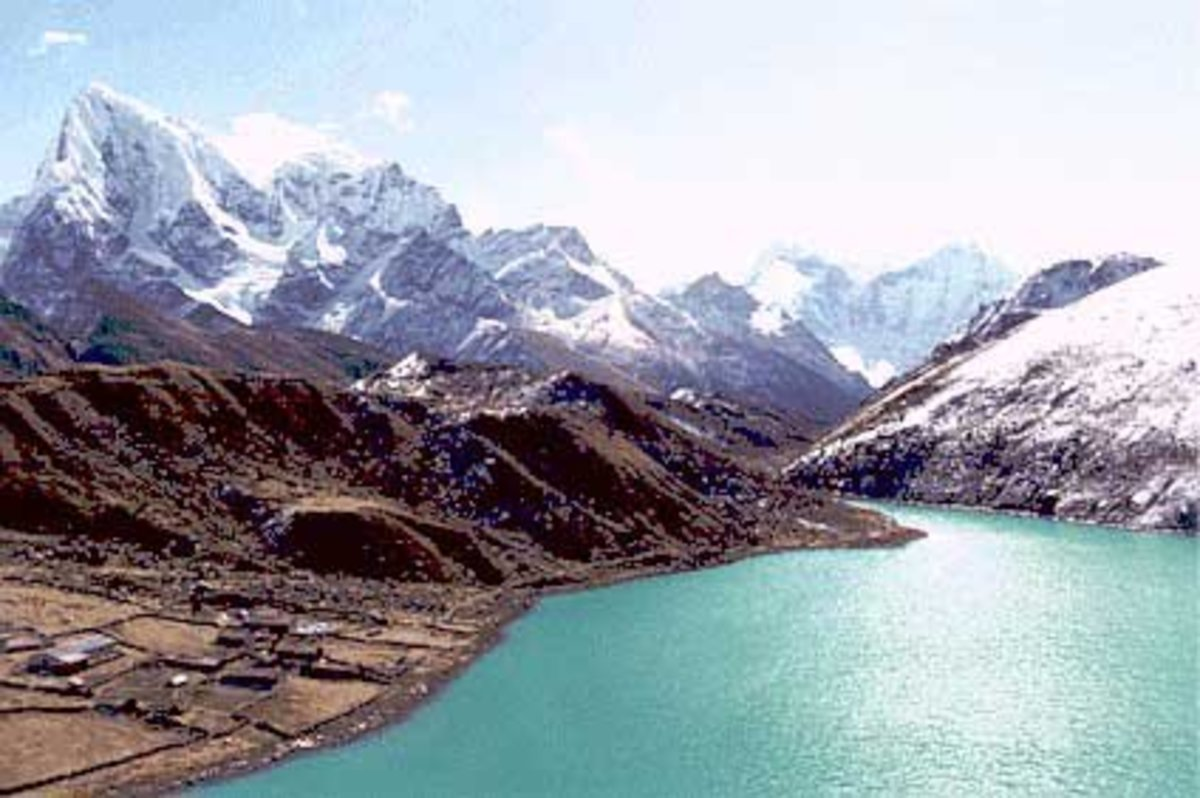 Top 10 Mountain Ranges in the World