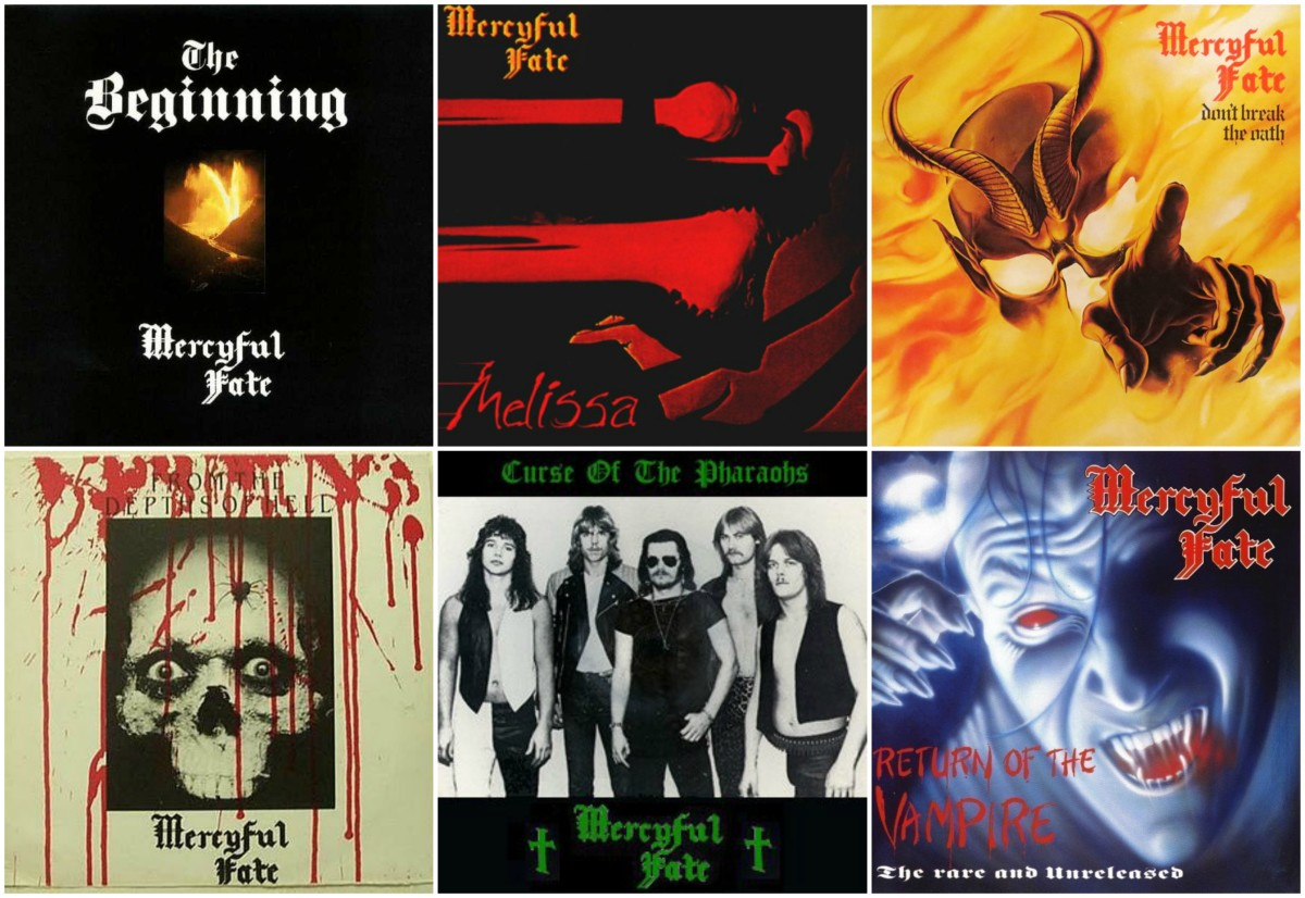 Mercyful Fate: Satan's Favorite Band