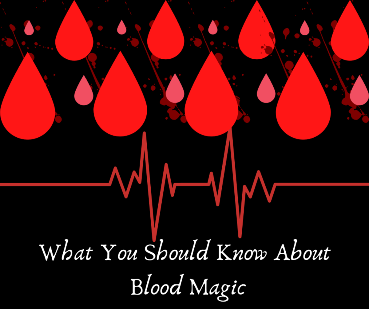 Practicing Witchcraft: What You Should Know About Blood Magic
