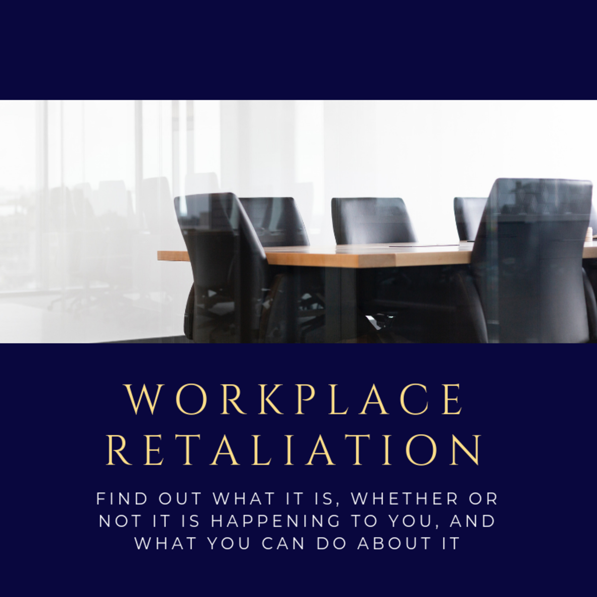 This guide will provide you with the information you need to know about workplace retaliation, so you can determine whether or not it's happening to you and what you can do about it.
